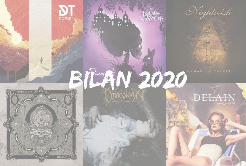 Bilan 2020 : meilleurs albums metal… et déceptions